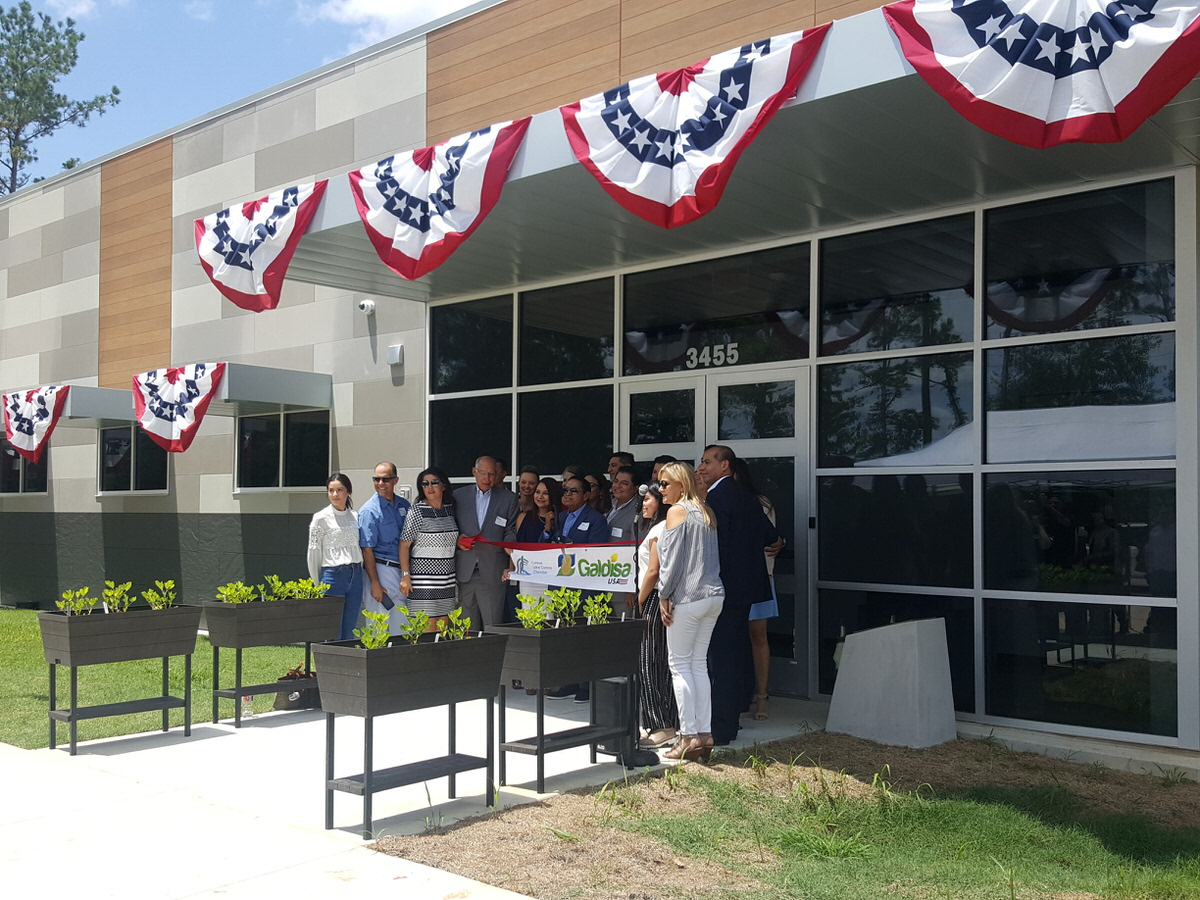 Grand Opening Ceremony - Galdisa USA - Conroe, TX