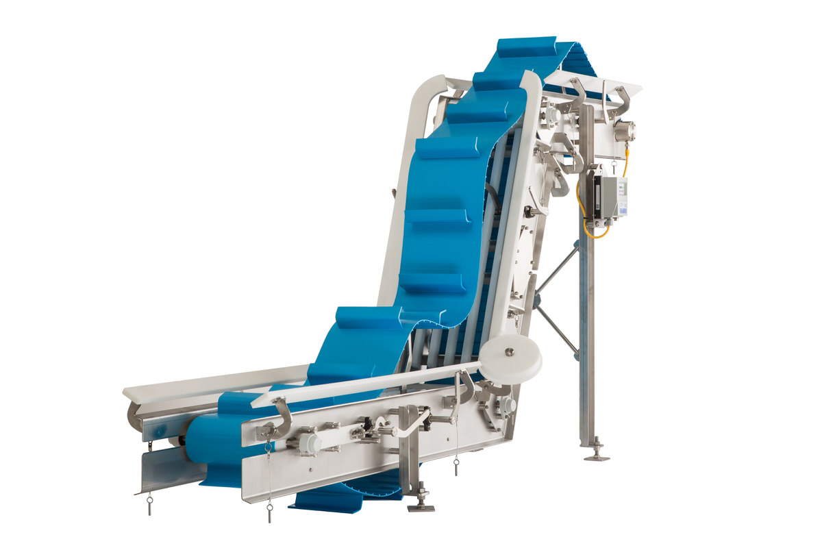 Frazier & Son Incline Conveyor 4